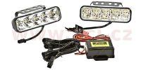Přídavná světla LED denní svícení - 12/24V