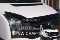Deflektor Lišta prednej kapoty VW Crafter 2006r =>