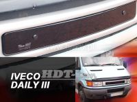Zimní clona masky chladiče Iveco Turbo Daily 2000r =>, horní