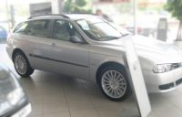 Bočné ochranné lišty dverí Alfa Romeo 156 Sportwagon 1997-2007r HDT