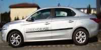 Lišty Dverí Citroen C-Elysee 2012r =>