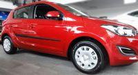 Lišty Dverí Hyundai i20 5D FL 2013r => htb