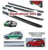 Lišty Dverí Fiat Bravo 5D htb 2007r =>