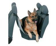 Autopoťah medzi sedadlá pre prepravu psa REX