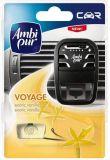 AMBI-PUR CAR strojek - VOYAGE (vanilka)
