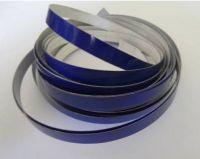 Ozdobný pásek čára, šířka 6mm modrá