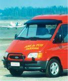 Sluneční clona Ford Transit 1986-1999r, akrylová část
