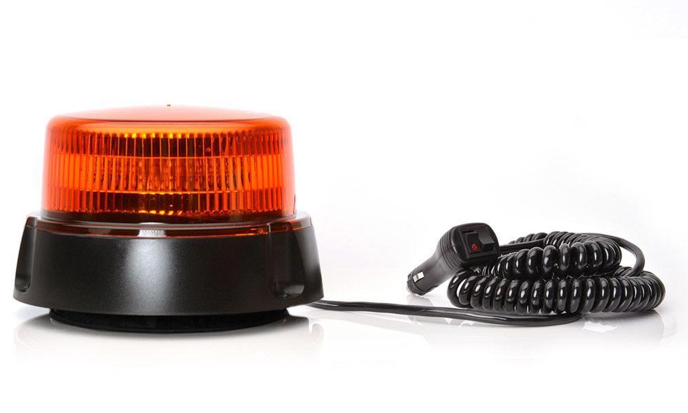 Maják LED 12V, 24V s vypínačom vodotesný a prachotesný