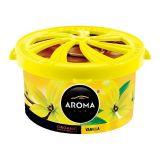 Osviežovač aroma Vanilka AROMA CAR ORGANIC 40g VANILLA