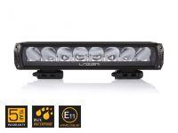 Diaľkový svetlomet LED Lazer 400mm panel s posuvným osvětlením čierny