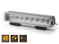 Diaľkový svetlomet LED Lazer 400mm panel s posuvným osvětlením Titan