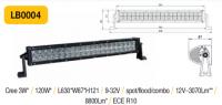 LED panel 120W, 630 mm, reflektor