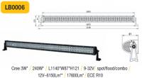 LED panel 240W, 1140 mm, reflektor