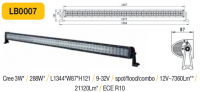 LED panel 288W, 1344 mm, reflektor