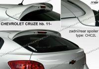 Zadní spoiler křídlo zadní Chevrolet Cruze hb. 2011r =>