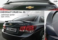 Spoiler, křídlo Chevrolet Cruze limousine 2009r =>