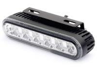 Výstražné oranžové LED svetlo 30x142 mm Signal-Stat