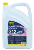 Antifreeze G12 -40 °C Ultra, červená chladiaca kvapalina, 5L