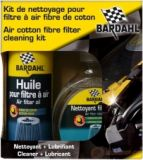 BARDAHL Čistiaca sada vzduchový filter, AIR FILTER CLEANING KIT