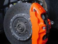 FOLIATEC dvojzložková farba na brzdy Neonově oranžová