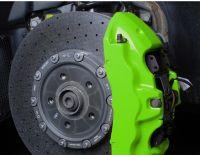 FOLIATEC dvojzložková farba na brzdy Neonově zelená
