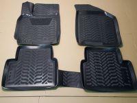 Koberce přesné - vaničky pro Chevrolet Lacetti (2004-2012) (3D)