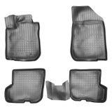 Koberce přesné - vaničky pro Dacia Sandero (B52) 3D (2014r =>)