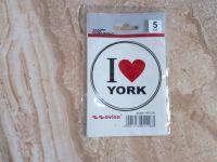 SAMOLEPÍCÍ DEKORY I love York
