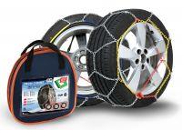 Sněhové řetězy X90, 3,0mm 9mm NYLON BAG  pre osobné vozy
