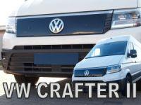 Zimná clona masky chladiča Volkswagen Crafter III 2017r =>