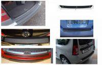 Ochranná krycí lišta zadního nárazníku Opel Combo 2018r =>