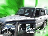 Plexi, ofuky Land Rover Discovery II, 5D. 1999-2004, přední HDT