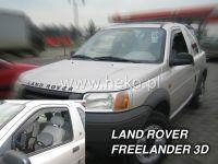Plexi, ofuky Land Rover Freelander I, 3D. 1998, přední HDT