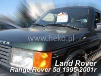 Plexi, ofuky Land Rover Range Rover II 5D, 1994-2002, přední HDT