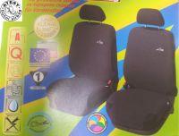 Autotričko pro vozy s bočním airbagem - černé