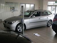 Bočné ochranné lišty dverí BMW 5 Touring 05R HDT