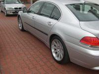 Bočné ochranné lišty dverí BMW 7 Limuzina 06R HDT