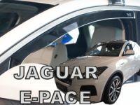 Ofuky plexi Jaguar E-pace 4D 2018r =>, predné
