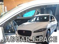 Ofuky plexi Jaguar F-pace 4D 2018r =>, predné