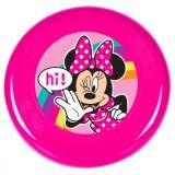 Lietajúci tanier disk Disney Minnie Mouse 25 cm