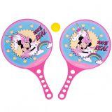 Set na plážový tenis Disney Minnie Mouse