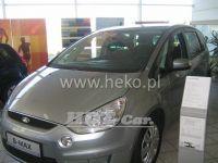 Plexi, ofuky Ford Focus S MAX 2006r =>, 4ks přední + zadní