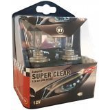 ŽÁROVKY H7 12V super clear, E4 s UV filtrem 2ks 4 CAR