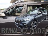 Ofuky oken BMW X7 G07 5D 2018r => přední+zadní
