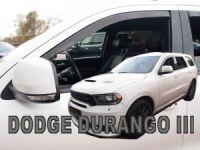 Ofuky oken Dodge Durango 4D 2011r =>, přední