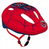 Dětska přilba na kolo Spiderman vel. M, 52-56 cm Walt Disney