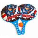 Set na plážový tenis Disney Capitan America
