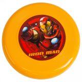 Lietajúci tanier disk Disney Iron man Avengers 25 cm