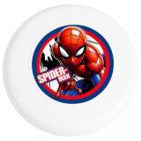 Lietajúci tanier disk Disney Spiderman Člověk pavouk 25 cm