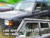 Plexi, ofuky Land Rover Discovery I 3/5D. 1990-1998, přední + zadní HDT